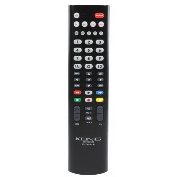 T l commande universelle pour 4 appareils - Programmer telecommande universelle ...