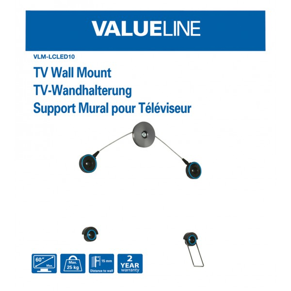 Support mural ultraplat pour tv 42 60 107 152 cm - Support mural tv 107 cm ...