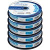 Blu-ray Disc Mediarange BD-R 25 GB, 1-4x Speed bedrukbaar (fullprintable) in Cakebox , 50 stuks
