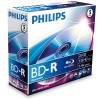Philips Blu Ray Disc BD-R 135 min/25 GB 4x, 5 stuks in jewelbox