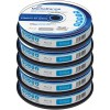 Blu-ray Disc Mediarange BD-R DL 50 GB, 6x Speed bedrukbaar (fullprintable) in Cakebox , 50 stuks