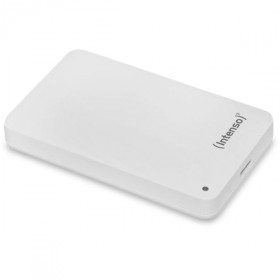 External Hard Disk 2,5�� Intenso Memory Case, 1000 GB USB 2.0 + USB 3.0, white