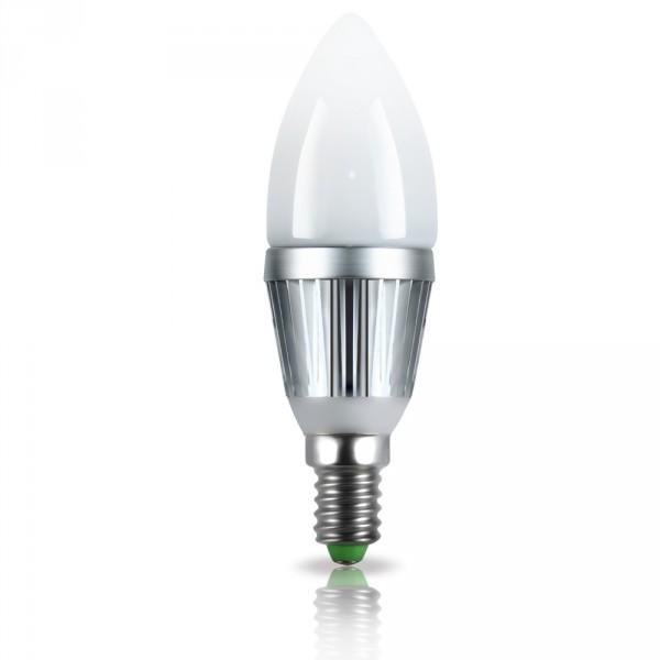 lampe led bougie e14 230v 4w 2700k 130lm. Black Bedroom Furniture Sets. Home Design Ideas