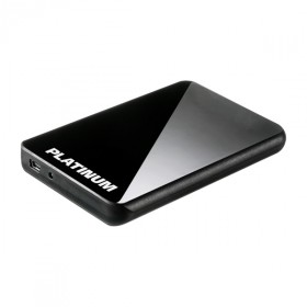 External Hard Disk 2,5�� Platinum MyDrive CP, 500 GB USB 2.0, black