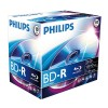 Philips Blu Ray Disc BD-R 135 min/25 GB 6x, 10 pezzi in un Jewelbox