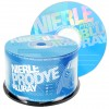 Nierle Prodye Blu-ray Disc BD-R 25 GB / 135 min 4x, 50 pieces in cakebox