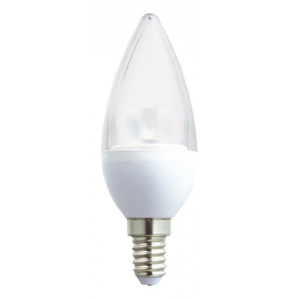 hq lampe led bougie e14 230 v 4 w 2700 k 250 lm. Black Bedroom Furniture Sets. Home Design Ideas