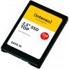Intenso Disco rigido SSD 2,5´´ internamente, 256 GB, 7-Pin S-ATA 3.0/6G/600