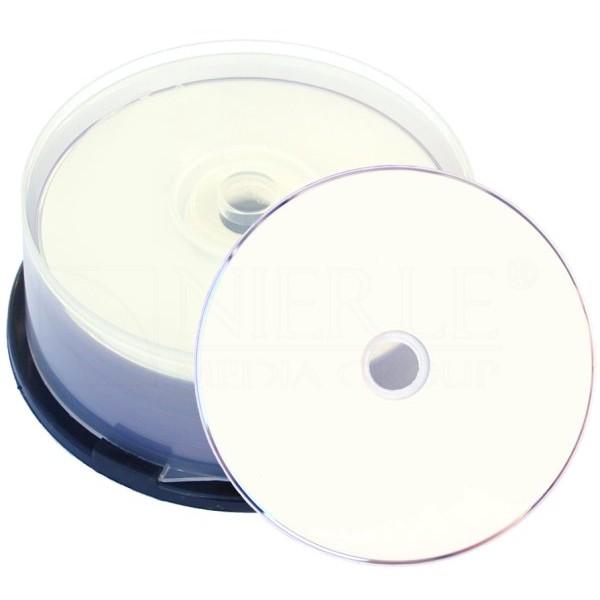 CD R 100 Min 900 MB NIERLE Edition Fullprintable In Cakebox 25 Pack