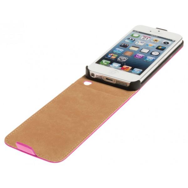 handyh lle flip case iphone 5 5s pink. Black Bedroom Furniture Sets. Home Design Ideas