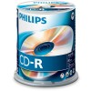 CD-R 80 Min/700 MB Philips 52x in Cakebox 100 Stk