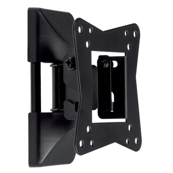 Tv Wall Mount Full Motion 1 Way 10 32 180 180 25 82 Cm 30 Kg