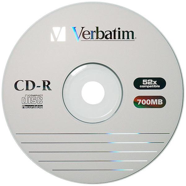 Verbatim Extra Protection, CD-...
