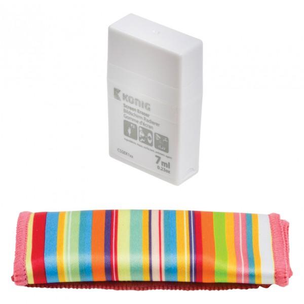 kit de nettoyage gomme pour cran rayures. Black Bedroom Furniture Sets. Home Design Ideas