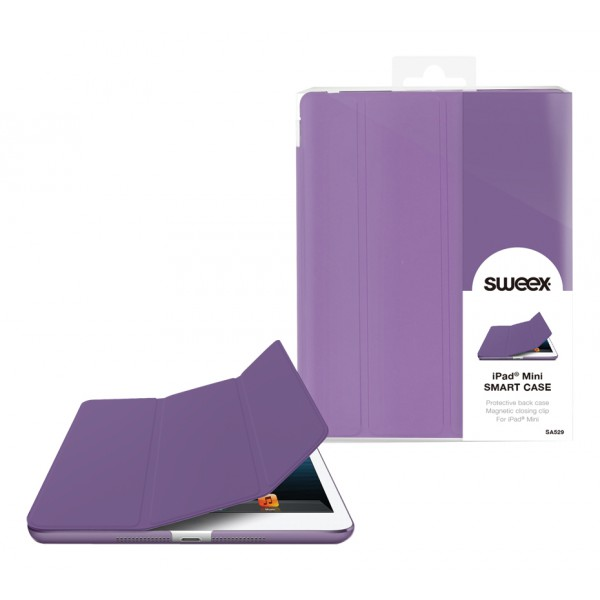 IPad Mini Smart Case Purple