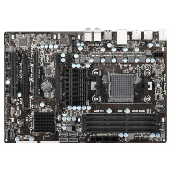 nierle com - Asrock 970 Pro3 R2 0, DDR3-SDRAM, DIMM, Dual, AMD, Athlon II  X2, Athlon II X3, Athlon II X4, Phenom II X2, Phenom II X3, Phenom II X4,