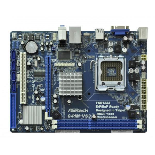 Asrock G41M-VS3 R2.0 XFast USB Windows 8 Driver Download