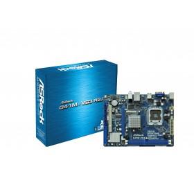 Asrock G41M-VS3 R2.0, doppelt/Dual, 800, 1066, 1333 MHz, 1GB, 2GB, 4GB, Intel, Core 2 Duo, Core 2 Extreme, Core 2 Quad, Pentium Dual-Core, Socket T (LGA 775)