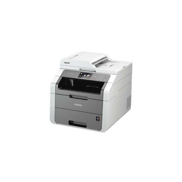 Brother Dcp 9022cdw Color Laser Multifunction Printer 2400 Times