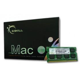 G.Skill 2GB DDR3-1066 SQ MAC, 2 GB, DDR3, 1066 MHz