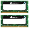 Corsair 16GB \(2x8GB\) DDR3 1600MHz SO-DIMM, 16 GB, DDR3, 1600 MHz, 0 - 85 °C, -25 - 95 °C, 10 - 80%