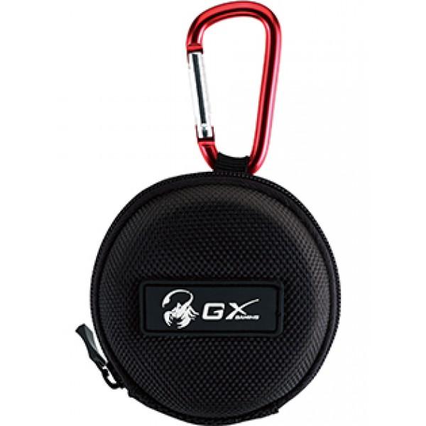 Genius Zabius M Hs G250 Stereofonico Nero Rosso
