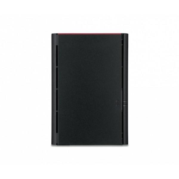 nierle com - Buffalo LinkStation 220, HDD, 0 GB, HDD, Marvell, Armada 370,  0 8 GHz