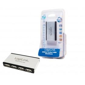 LogiLink USB 2.0 Hub 4-Port