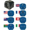 World travel plugs earthed 16 A