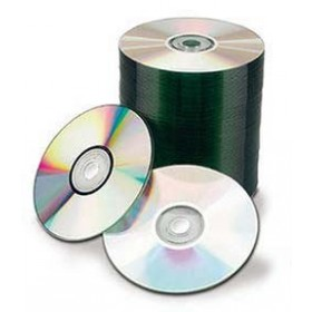 CD-R 80 Min / 700 MB NIERLE Edition 52x A-Grade senza label ECO-Pack 100 pezzi