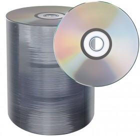 DVD+R 4,7 GB NIERLE Edition unbedruckt 16x Speed ECO-Pack 100 Stk