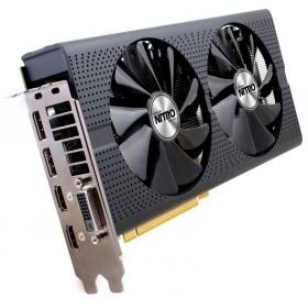 Sapphire RADEON NITRO+ RX 480 OC - Grafikkarte - PCI 8,192 MB GDDR - Radeon RX 480