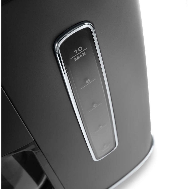 de longhi icmi 211 bk filterkoffiezetapparaat 10kopjes zwart koffiezetapparaat. Black Bedroom Furniture Sets. Home Design Ideas