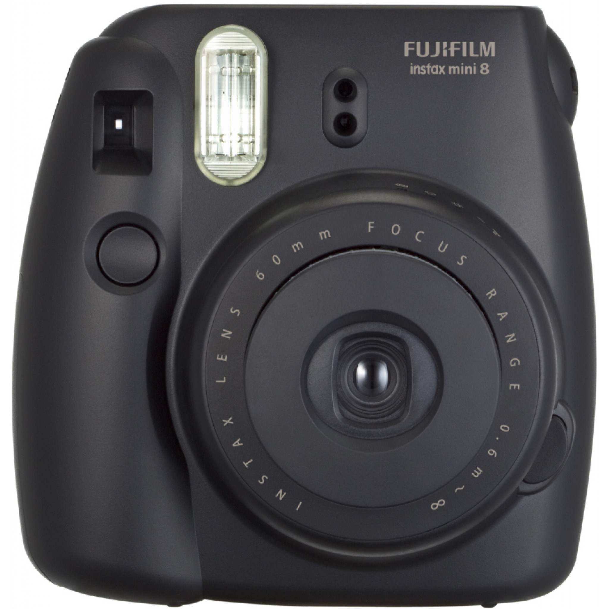 fujifilm instax mini 8 digital camera black. Black Bedroom Furniture Sets. Home Design Ideas