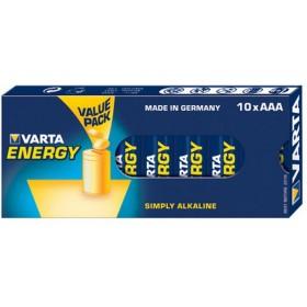 Varta 10x AAA 4103 - Batterie Micro (AAA) 1,5 V - Alkalimangan