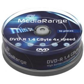 MEDIARANGE MR434 1.4GB DVD-R DVD-Rohling