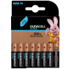 Duracell Batterie Alkaline Micro 16er Pack AAA LR03 1.5V - Battery - Micro \(AAA\)