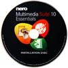 Nero 10 OEM Essentials - CD Logiciel