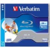 Blu-ray Disc Verbatim BD-R 25 GB, 6x Speed printable in jewelcase, 1 piece