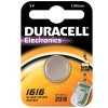 Duracell Lithium Button Cell, CR1616 / DL1616 / 5021LC / E-CR1616, 3V - 1 pieces