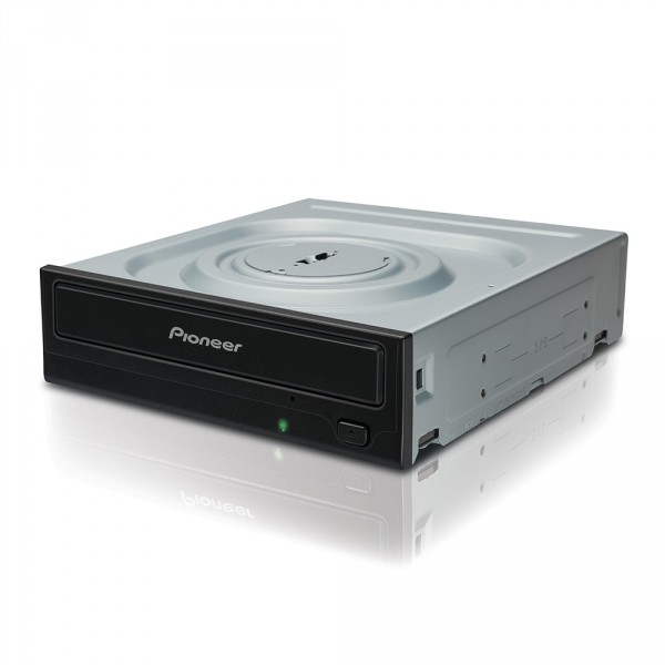 PioData S21 Internal Super Multi Drive Optical Drives DVR-S21DBK-PLUS W//Overburn Bulk