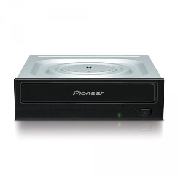 PioData 24X SATA DVD//RW Dual Layer Burner Drive Writer Retail Black Optical Drives DVR-S21DBK-R