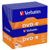 EUR 8.99 - VERBATIM DVD-R 4,7Gb 16x DATA LIFE Jacket 50 pcs (43844-02)