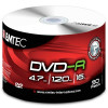 EUR 6.99 - Emtec DVD-R 4.7 GB / 120 min 16x, 50 pieces in ECO-pack
